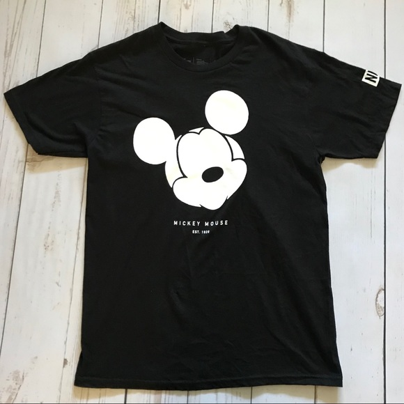 Neff Other - NEFF | Black Mickey Mouse T-Shirt | Size M | NEW